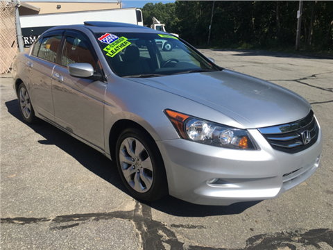2010 Honda Accord for sale in Salem, NH