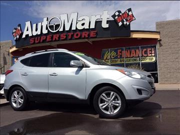 2012 Hyundai Tucson for sale in Chandler, AZ