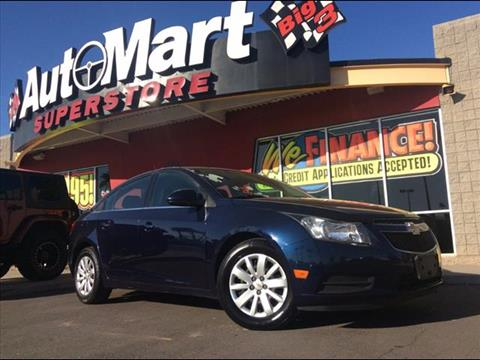 2011 Chevrolet Cruze for sale in Chandler, AZ