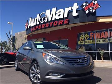 2013 Hyundai Sonata for sale in Chandler, AZ
