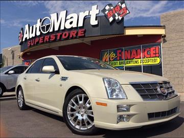 2011 Cadillac STS for sale in Chandler, AZ
