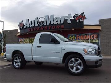 2007 Dodge Ram Pickup 1500 for sale in Chandler, AZ
