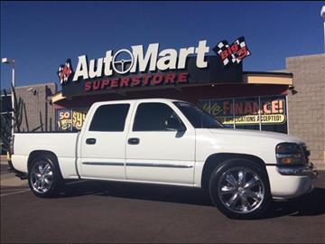 2006 GMC Sierra 1500 for sale in Chandler, AZ