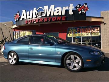 2004 Pontiac GTO for sale in Chandler, AZ