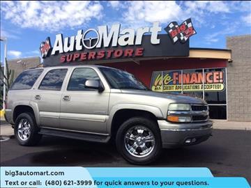 2003 Chevrolet Tahoe for sale in Chandler, AZ