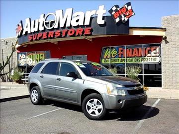 2006 Chevrolet Equinox for sale in Chandler, AZ
