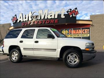 2004 Chevrolet Tahoe for sale in Chandler, AZ