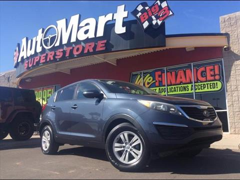 2011 Kia Sportage for sale in Chandler, AZ
