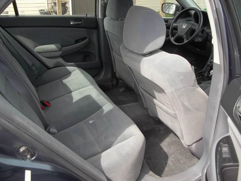 2006 Honda Accord LX Special Edition 4dr Sedan 5A - Grelton OH