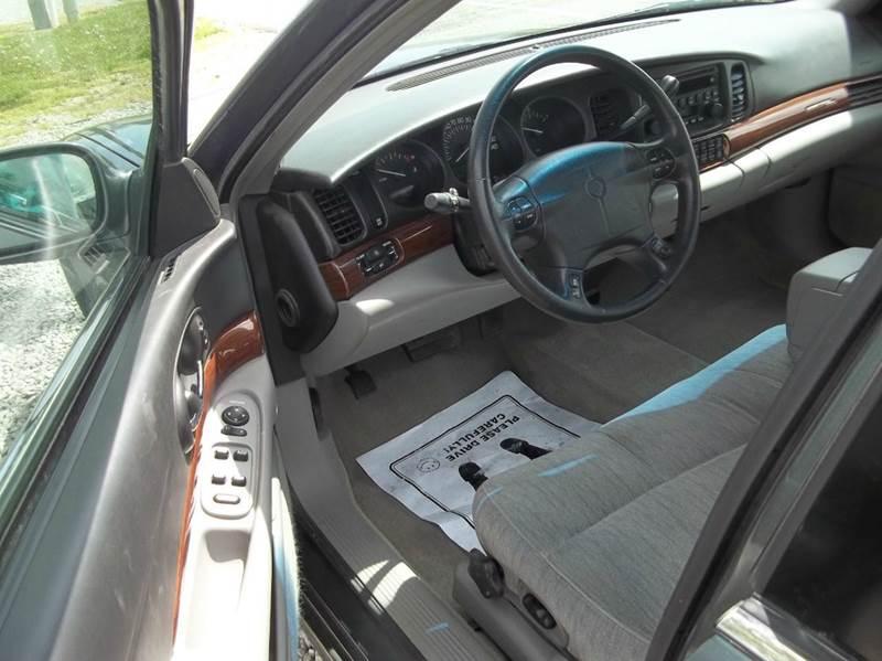 2005 Buick LeSabre Custom 4dr Sedan - Grelton OH