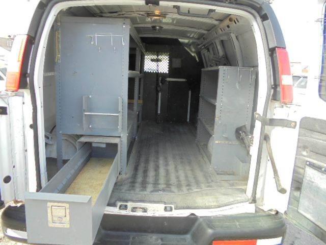 2010 Chevrolet Express Cargo 2500 3dr Cargo Van w/ 1WT - Olathe KS