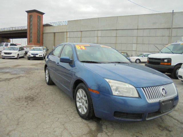 2009 Mercury Milan I-4 4dr Sedan - Olathe KS
