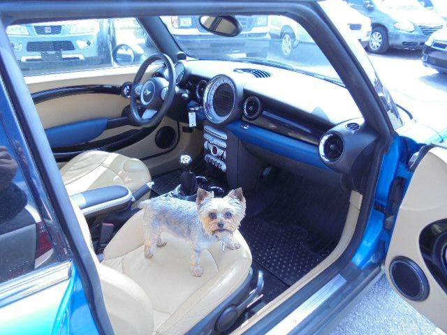 2007 MINI Cooper S 2dr Hatchback - Olathe KS
