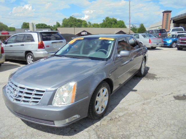 2007 Cadillac DTS Luxury I 4dr Sedan - Olathe KS