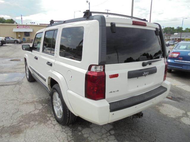 2006 Jeep Commander 4dr SUV 4WD - Olathe KS