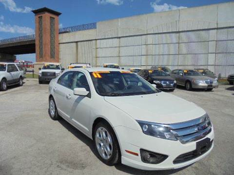 2011 Ford Fusion for sale in Olathe, KS