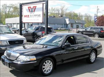 2006 Lincoln Town Car for sale in Stratford, CT