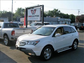 2009 Acura MDX for sale in Stratford, CT