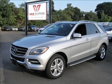 2014 Mercedes-Benz M-Class for sale in Stratford, CT