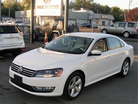2015 Volkswagen Passat for sale in Stratford, CT
