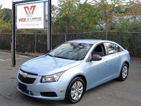 2012 Chevrolet Cruze for sale in Stratford, CT