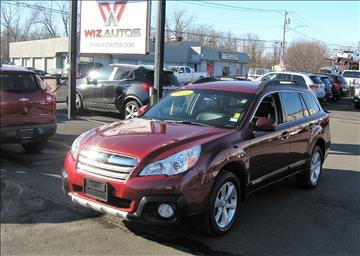 2013 Subaru Outback for sale in Stratford, CT