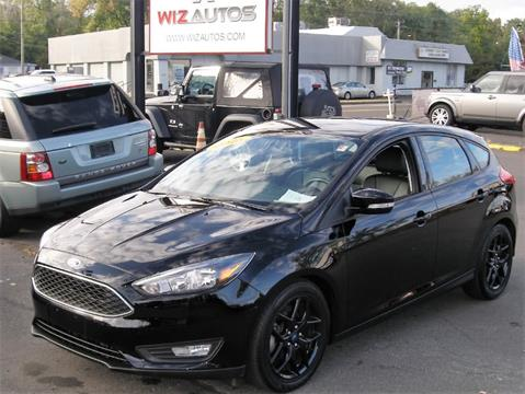 2016 Ford Focus for sale in Stratford, CT