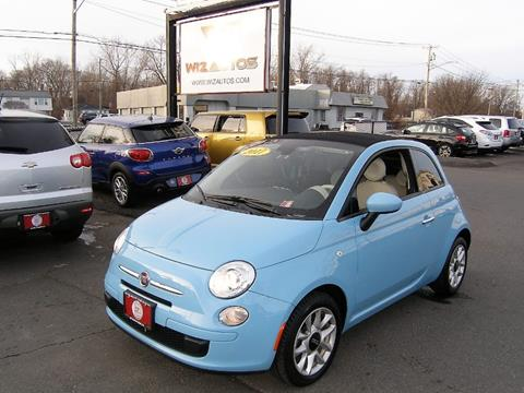 2017 fiat 500c for sale in shelton, ct - carsforsale®