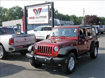 2012 Jeep Wrangler Unlimited for sale in Stratford, CT