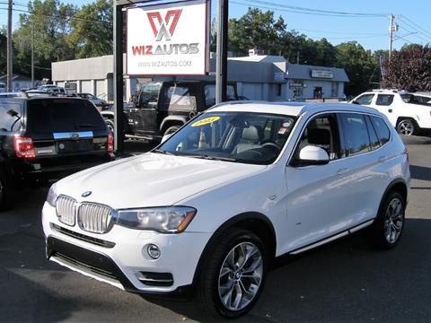 2015 BMW X3 for sale in Stratford, CT