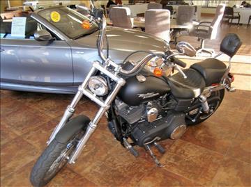 2007 Harley Davidson FXDB1 for sale in Stratford, CT