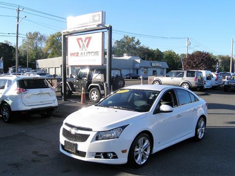 2014 Chevrolet Cruze for sale in Stratford, CT