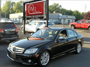 2009 Mercedes-Benz C-Class for sale in Stratford, CT