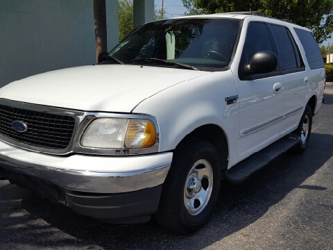 2000 Ford Expedition for sale in Lake Park, FL