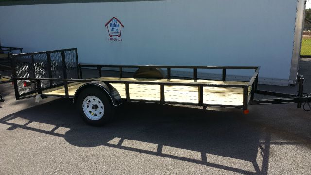 2014 TRAILER 6X14 DOVE TAIL