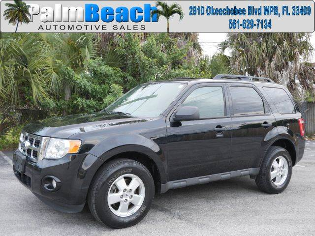 2010 Ford Escape for sale in West Palm Beach FL
