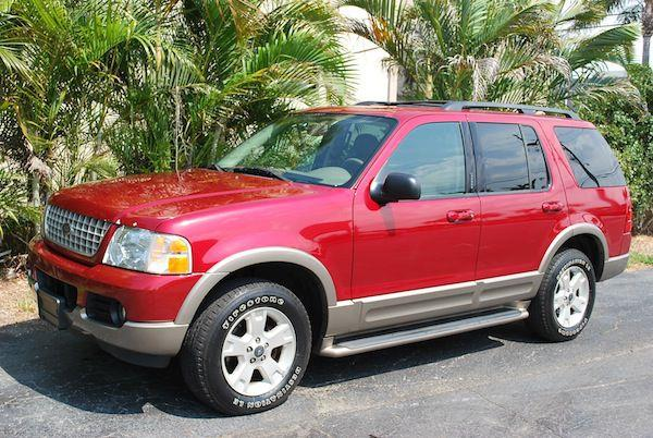 2003 Ford Explorer for sale in West Palm Beach FL