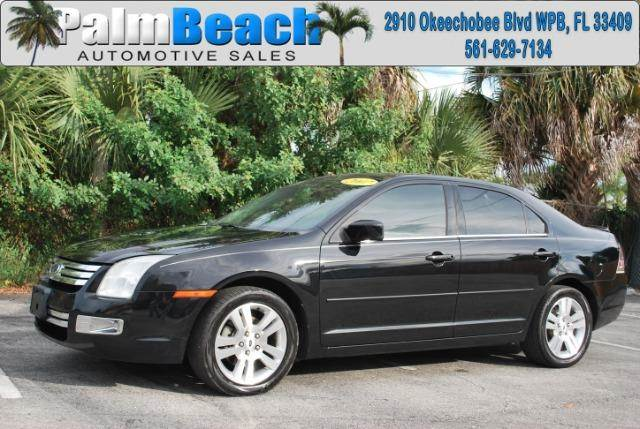 2007 Ford Fusion for sale in West Palm Beach FL