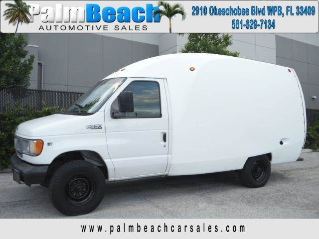 2000 Ford Econoline for sale in West Palm Beach FL