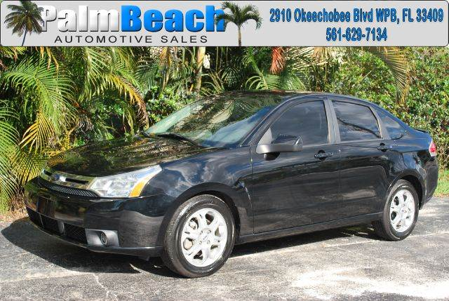 2009 Ford Focus for sale in West Palm Beach FL