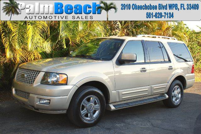 2005 Ford Expedition for sale in West Palm Beach FL