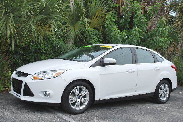 2012 Ford Focus for sale in West Palm Beach FL