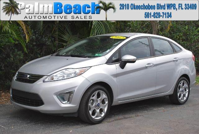 2012 Ford Fiesta for sale in West Palm Beach FL