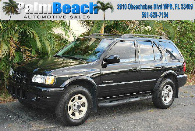 2000 Isuzu Rodeo for sale in West Palm Beach FL