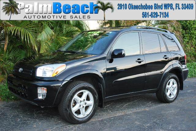 2003 Toyota RAV4 for sale in West Palm Beach FL