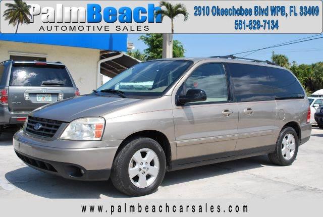 2005 Ford Freestar for sale in West Palm Beach FL
