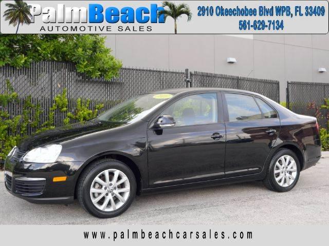 2010 Volkswagen Jetta for sale in West Palm Beach FL