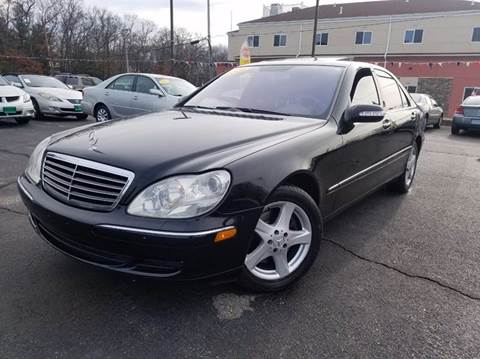 2006 Mercedes-Benz S-Class for sale in Attleboro, MA