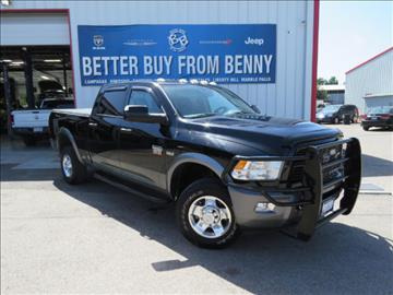 2012 RAM Ram Pickup 2500 for sale in Copperas Cove, TX