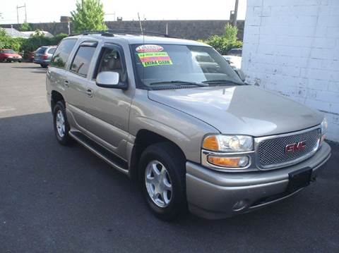 2001 gmc yukon for sale for Thompson motors lapeer mi